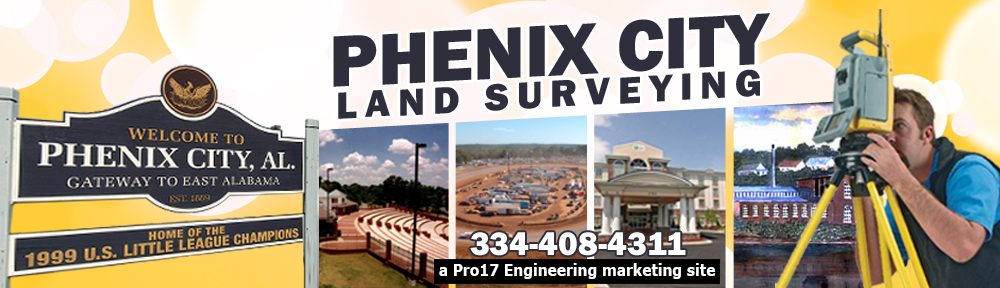 Phenix City Land Surveying